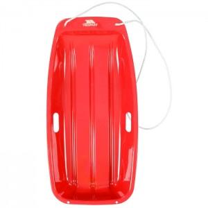 Sanki plastikowe ślizgacz ICEPOP TRESPASS Red