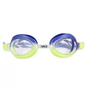 Okulary pływackie dla dzieci 1122 AF 42 NILS AQUA Fioletowy