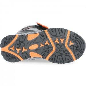 Buty trekkingowe wysokie dziecięce JULIEN TRESPASS Carbon