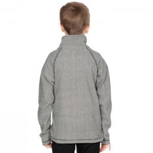 Polar dziecięcy 1/2-zip KEYNOTE TRESPASS Black