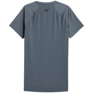 Koszulka treningowa męska H4Z21-TSMF011 32S 4F