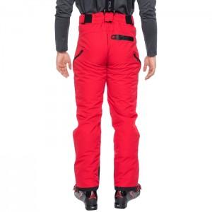 Spodnie narciarskie męskie KRISTOFF DLX TRESPASS Red