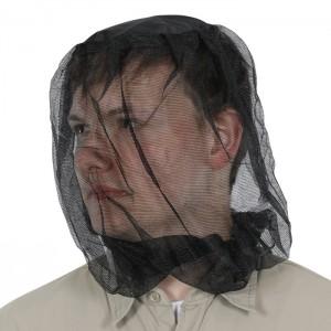 MOSKITIERA SIATKA PRZECIWKO OWADOM NA GŁOWĘ MIDGE HEAD NET TRESPASS