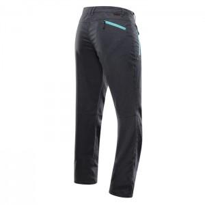 Spodnie trekkingowe softshell damskie LPAT341 MURIA 4 ALPINE PRO 990