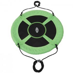 Huśtawka bocianie gniazdo NB5031 100cm NILS CAMP Green