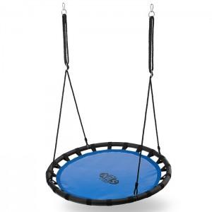 HUŚTAWKA BOCIANIE GNIAZDO NB5035 110cm BLUE NILS CAMP
