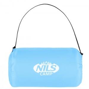 Śpiwór turystyczny kołdra NC2002 NILS CAMP Niebieski