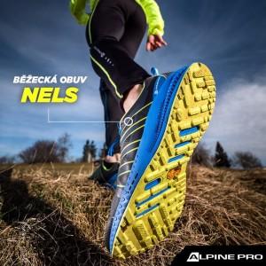 Buty sportowe biegowe męskie MBTT234 NELS ALPINE PRO 530
