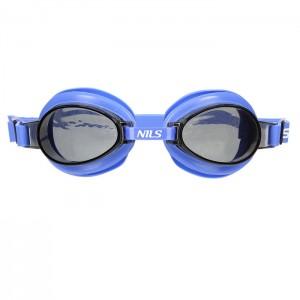 Okulary pływackie dla dzieci 1100 AF 12 NILS AQUA Niebieski