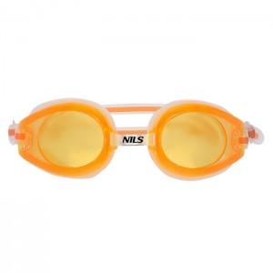 Okulary pływackie dla seniorów 1300 AF 05 NILS AQUA Przeźroczysty