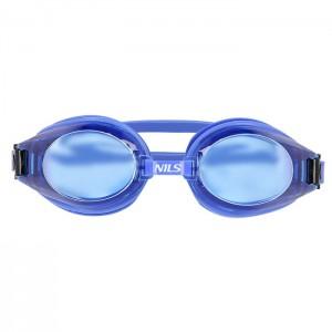 Okulary pływackie dla seniorów 300 AF 12 NILS AQUA Niebieski