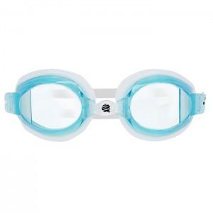 Okulary pływackie dla seniorów 737 AF NILS AQUA Przeźroczysty