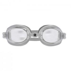 Okulary pływackie dla seniorów 737 AF NILS AQUA Srebrny