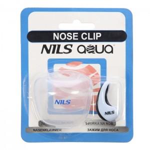 Zaciskacz na nos nosek do pływania NC-4 NILS AQUA