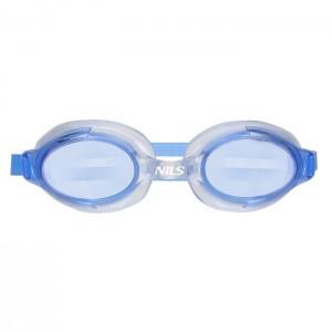 Okulary pływackie dla seniorów TP 103 AF 02 NILS AQUA Jasny Niebieski