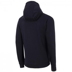 Bluza z kapturem męska NOSD4-BLM300 31S 4F
