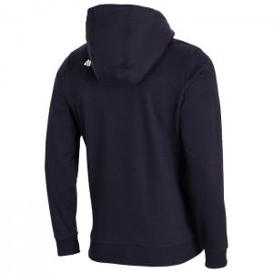 Bluza z kapturem męska NOSH4-BLM004 31S 4F