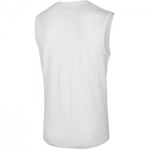 Koszulka bez rękawów męska NOSH4-TSM001 10S 4F