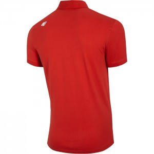 Koszulka polo męska NOSH4-TSM007 62S 4F