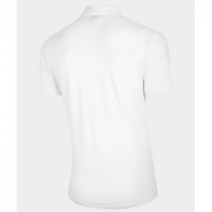 Koszulka polo męska NOSH4-TSM008 10S 4F