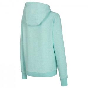Bluza z kapturem damska NOSH4-BLD004 47M 4F