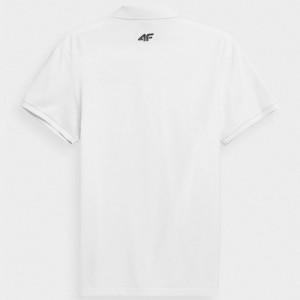 Koszulka polo męska NOSH4-TSM355 10S 4F