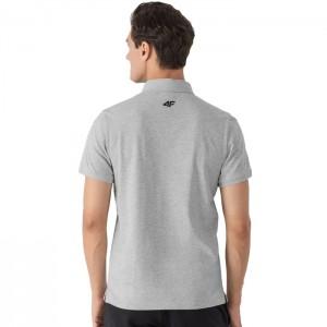 Koszulka polo męska NOSH4-TSM355 27M 4F