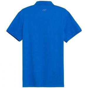 Koszulka polo męska NOSH4-TSM355 32S 4F