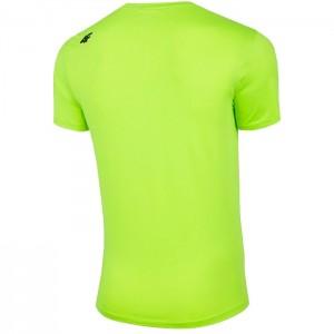 Koszulka treningowa męska NOSH4-TSMF002 45N 4F