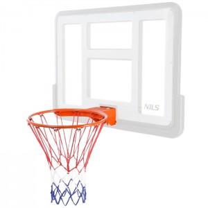 Obręcz do koszykówki z amortyzacją ODKR4 45cm Nils Extreme
