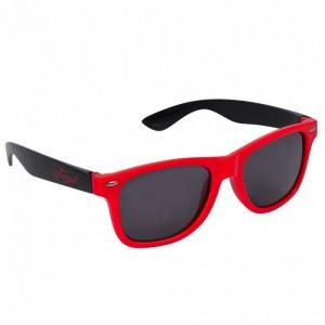 Okulary przeciwsłoneczne RETRO TEMPISH Red