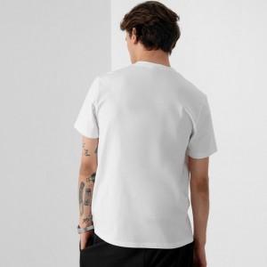 Koszulka męska HOZ21-TSM601 10S OUTHORN