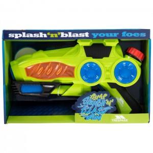 Pistolet zabawkowy na wodę PISTOLA TRESPASS Green
