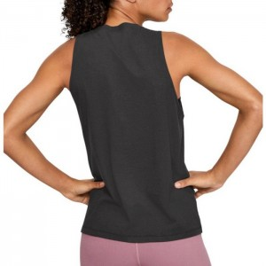 Koszulka top sportowy damski UA GRAPHIC MUSCLE SL 1351755-010 UNDER ARMOUR