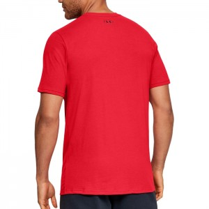Koszulka techniczna męska UA GL FOUNDATION SHORT 1326849-602 UNDER ARMOUR