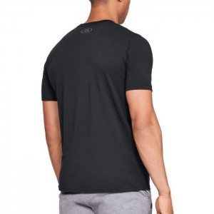Koszulka techniczna męska UA BOXED SPORTSTYLE 1329581-001 UNDER ARMOUR
