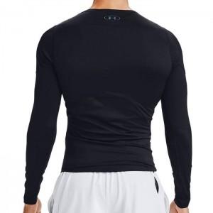 Koszulka kompresyjna męska UA RUSH HeatGear 2.0 LS 1358233-001 UNDER ARMOUR
