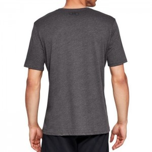 Koszulka techniczna męska SPORTSTYLE LC SS 1326799-019 UNDER ARMOUR