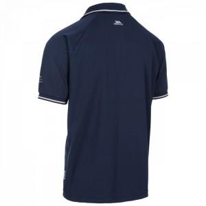 Koszulka polo techniczna męska BONINGTON TP100 TRESPASS Navy