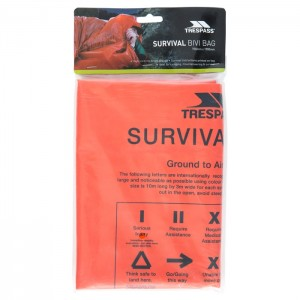 KOC SURVIVALOWY BIVI BAG RADIATOR TRESPASS