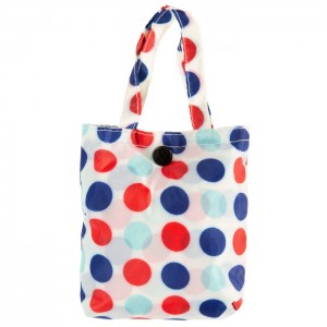 Torba zakupowa 18L SHOPPER TRESPASS Polka Dot Print