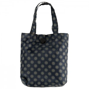 Torba zakupowa 18L SHOPPER TRESPASS Navy Print