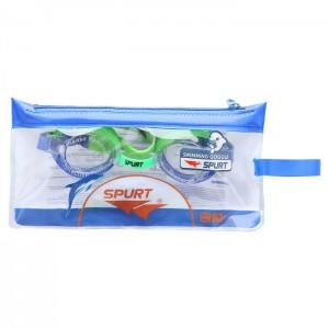 Okulary pływackie dla dzieci 1122 AF 02 SPURT Niebieski
