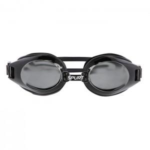 Okulary pływackie dla seniorów 300 AF 13 SPURT Czarny