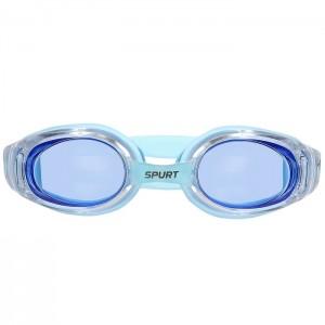 Okulary pływackie dla seniorów A12 AF 019 SPURT Jasny Niebieski
