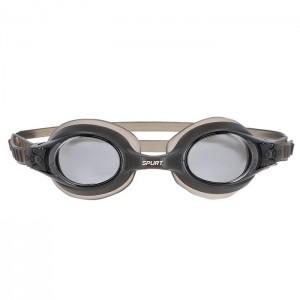 Okulary pływackie dla dzieci SIL-20 AF SPURT Czarny