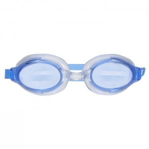 Okulary pływackie dla seniorów TP 103 AF 02 SPURT Jasny Niebieski