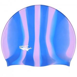 Czepek pływacki silikonowy MI9 SPURT Zebra