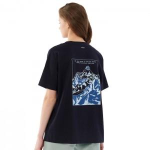 Koszulka damska HOL21-TSD625 31S OUTHORN