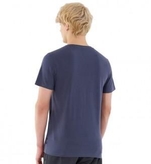 Koszulka męska HOL21-TSM604 22S OUTHORN